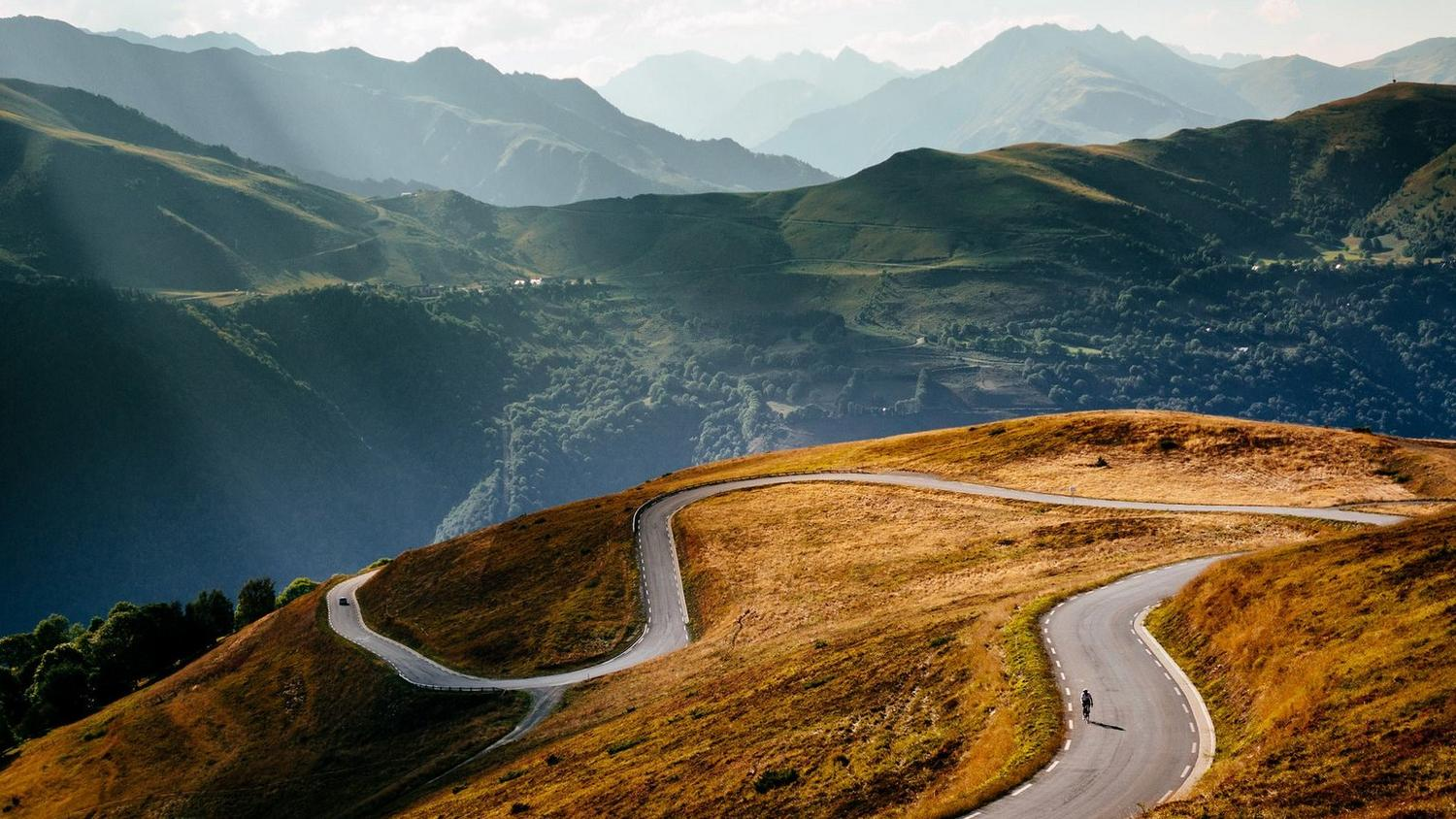Riding the historic Pyrenees with Rapha Travel